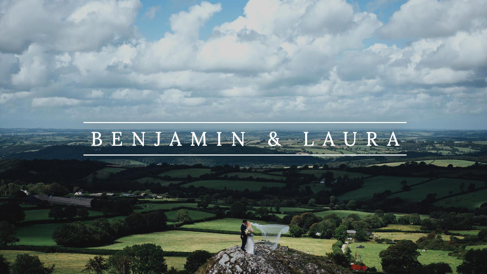Earthy, Epic & Emotional – Benjamin & Laura's Wedding Film On Brentor In Dartmoor