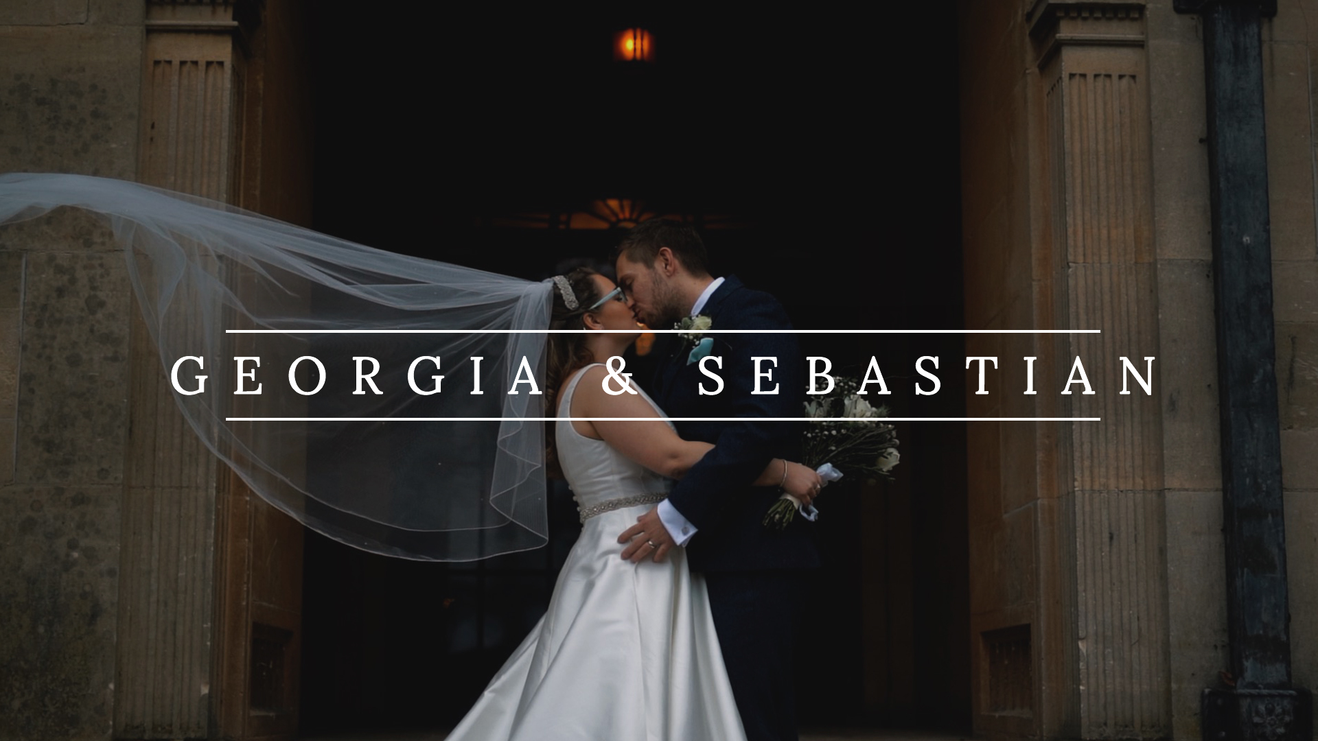 Beautiful Winter Wedding At Coombe Lodge, Blagdon | Georgia & Sebastian | Cinematic Wedding Film