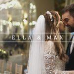 Ella & Max | Luxury Winter Wedding At Deer Park Country House, Devon